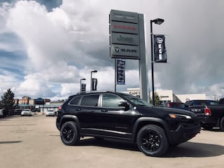 New 2019 Jeep Cherokee Trailhawk Sport Utility 1C4PJMBN8KD367462 19-176 for sale in Cold Lake AB