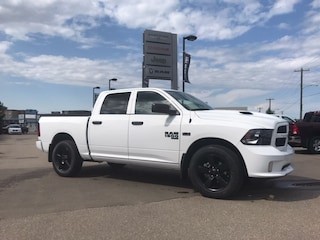New 2019 Ram 1500 Classic Express Truck Crew Cab 1C6RR7KT1KS679689 N19-097 for sale in Cold Lake AB