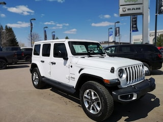 New 2020 Jeep Wrangler Unlimited Sahara SUV 1C4HJXEG0LW191936 N20-020 for sale in Cold Lake AB