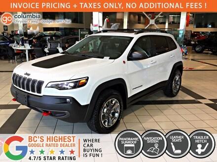 2021 Jeep Cherokee Trailhawk Elite SUV
