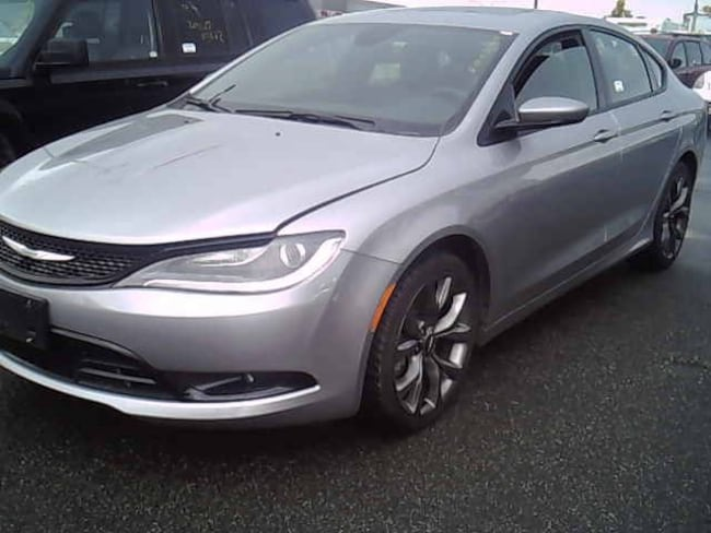 2015 Chrysler 200 S Berline