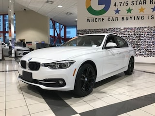 2018 BMW 3 Series 330i xDrive - Nav/Sunroof/Leather/No Dealer Fees Sedan