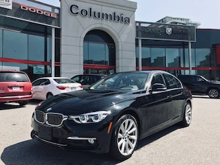2017 BMW 3 Series 320i xDrive- Nav / Leather / Sunroof Sedan