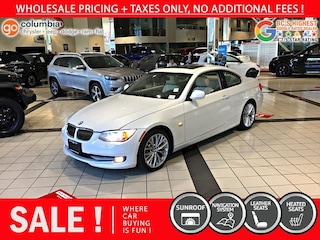 2011 BMW 3 Series 335i xDrive Coupe Coupe