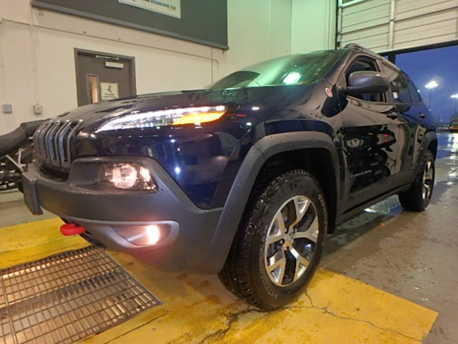 2015 Jeep Cherokee Trailhawk VUS