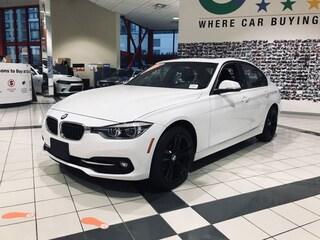 2018 BMW 3 Series 330i xDrive - Nav/Sunroof/Leather/No Dealer Fees/N Sedan