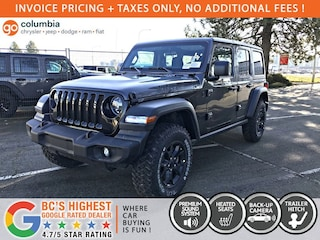 2020 Jeep Wrangler Unlimited Unlimited Willys Edition SUV