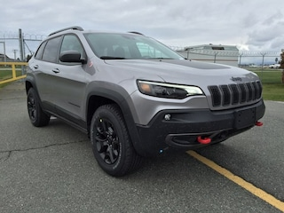 2019 Jeep All-New Cherokee Trailhawk Elite