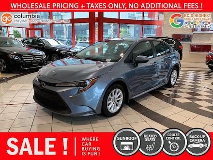 2020 Toyota Corolla LE - Sunroof / No Dealer Fees / Heated Seats Sedan