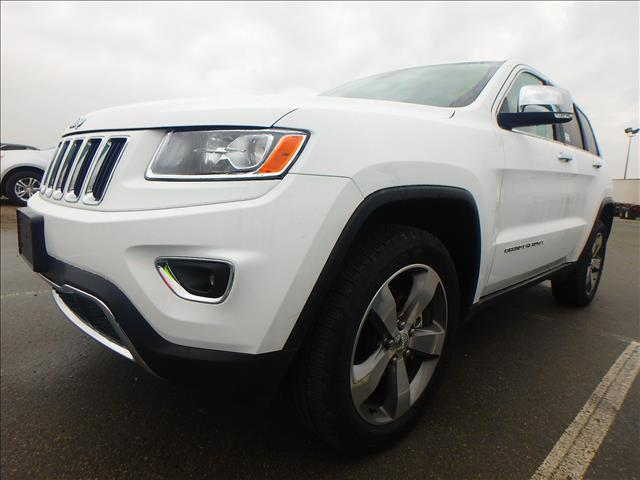 2015 Jeep Grand Cherokee Limited VUS