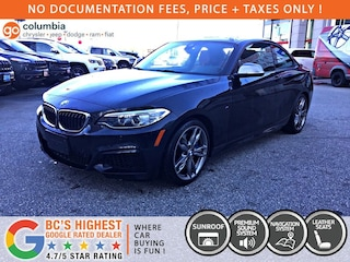 2014 BMW 2 Series M235i - Nav / Leather / Sunroof / No Dealer Fees Coupe