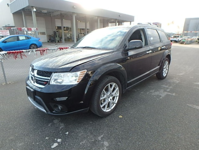 Used 2015 Dodge Journey For Sale Richmond Bc