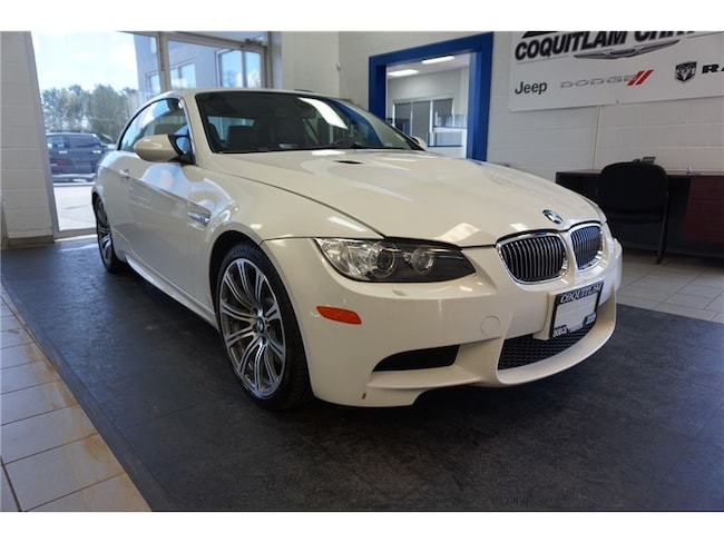Used 2009 Bmw M3 Base For Sale K96699 Coquitlam Bc Serving