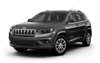 2019 Jeep New Cherokee North 4x4 SUV