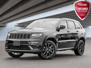 2020 Jeep Grand Cherokee Overland SUV