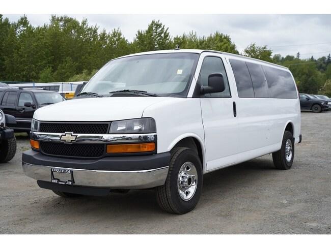 2013 Chevrolet Express 3500 LT Minivan/Van