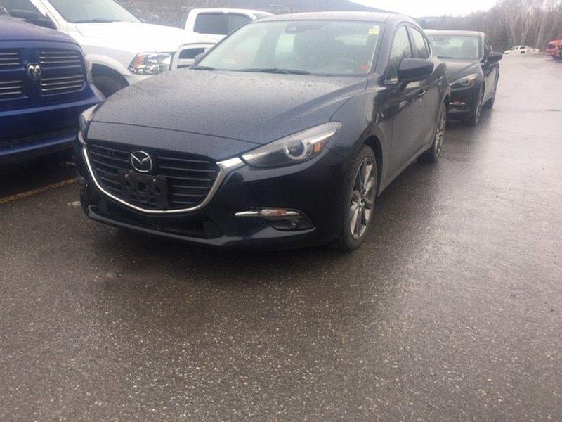2018 Mazda Mazda3 Sport GT Premium Package Berline