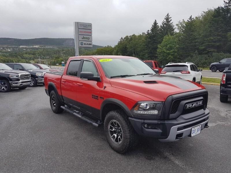 2017 Ram 1500 Rebel Pickup