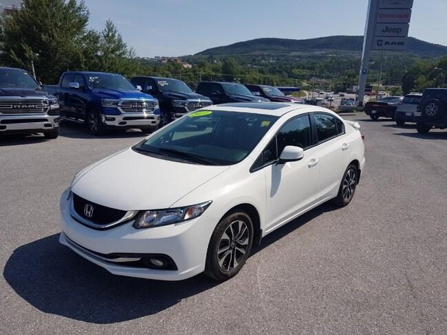 2013 Honda Civic EX Sedan