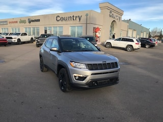 2021 Jeep Compass Altitude 4x4