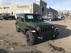 2021 Jeep Wrangler Unlimited Sport Altitude 4x4