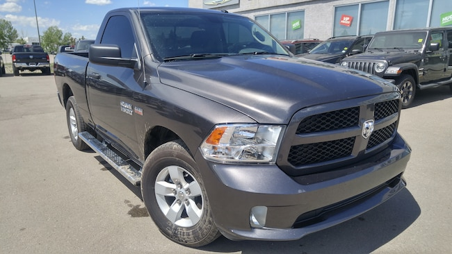 2017 Ram 1500 ST-Power & Remote Entry Group Truck Regular Cab