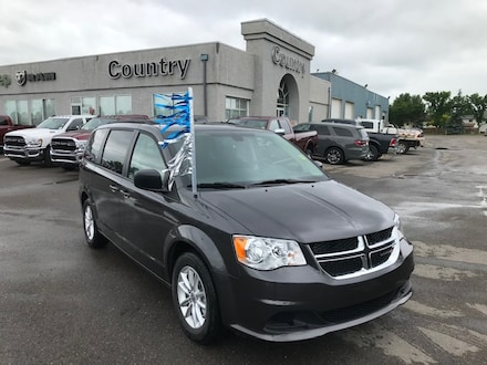 2019 Dodge Grand Caravan SXT Plus Minivan