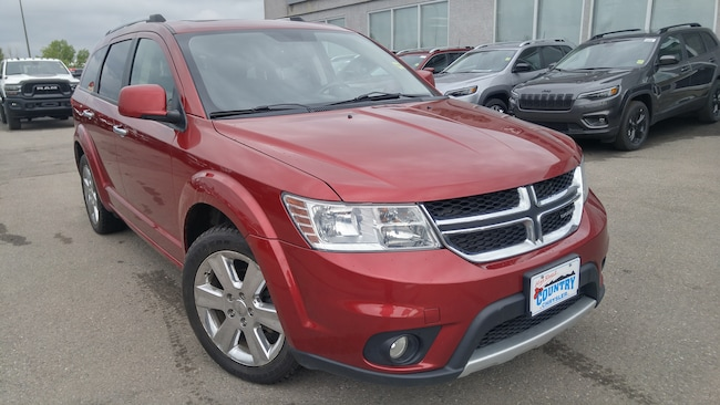 2011 Dodge Journey R/T-All Wheel Drive SUV