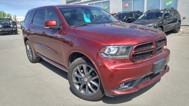 2018 Dodge Durango G/T=-Seats 7,Remote Start System- SUV