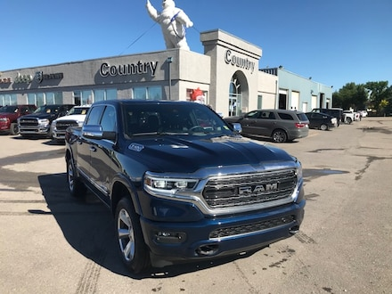 2020 Ram 1500 Limited 4x4 Crew Cab 144.5 in. WB