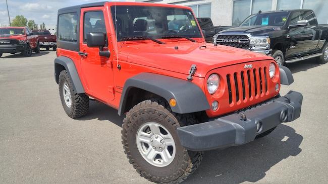 2014 Jeep Wrangler Sport SUV
