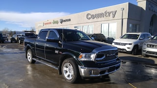 2017 Ram 1500 Longhorn Truck Crew Cab