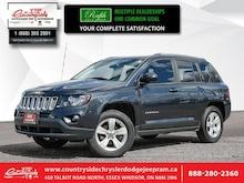 2014 Jeep Compass Sport - Aluminum Wheels -  Fog Lamps VUS