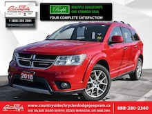 2018 Dodge Journey GT - Leather Seats SUV