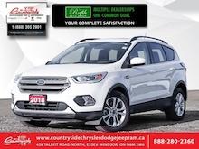 2018 Ford Escape SEL - Leather Seats -  Sync 3 VUS