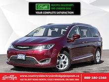 2018 Chrysler Pacifica Touring-L Plus - Leather Seats Van