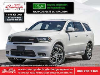 2020 Dodge Durango GT - Leather Seats - Navigation SUV