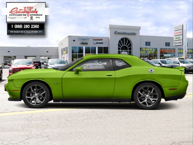 2019 Dodge Challenger R/T - Leather Seats -  Cooled Seats Coupe