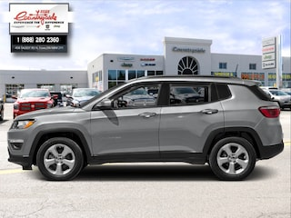 2019 Jeep Compass North - Navigation -  Uconnect SUV