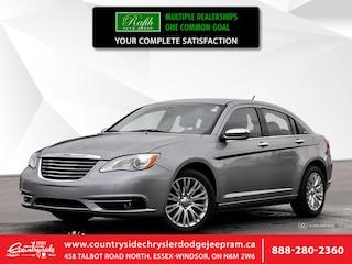 2014 Chrysler 200 Limited - Leather Seats Sedan