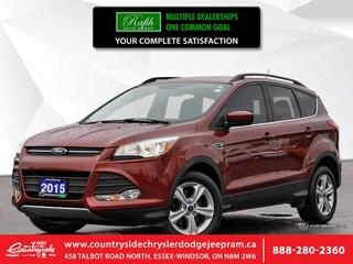 2015 Ford Escape SE - Navigation SUV