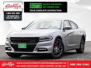 2018 Dodge Charger GT - Navigation - Sunroof Sedan