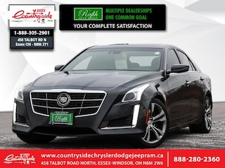 2014 Cadillac CTS 3.6 Twin Turbo Vsport - Leather Seats Sedan