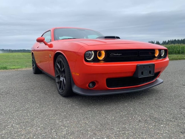 2017 Dodge Challenger R/T 392