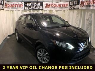 2019 Nissan Qashqai S, AWD,