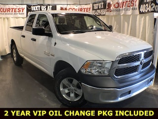 2018 Ram 1500 ST ST 4x4 Quad Cab 64 Box *Ltd Avail*