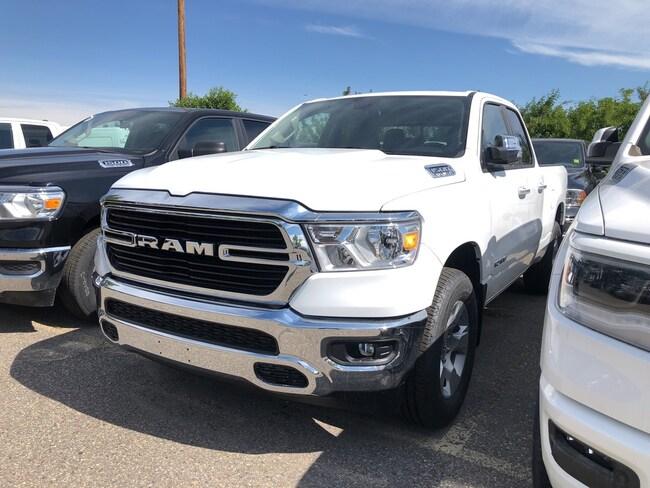 2019 Ram 1500 Big Horn Truck Quad Cab