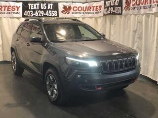 2019 Jeep Cherokee Trailhawk Trailhawk 4x4