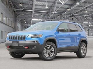 2020 Jeep Cherokee Trailhawk Trailhawk 4x4