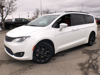 2020 Chrysler Pacifica Red S Red S 2WD